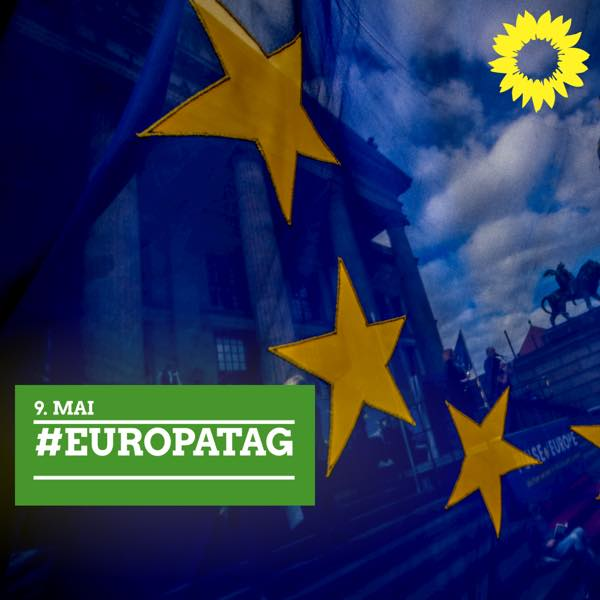Europatag 2021 – Grüne Forderungen