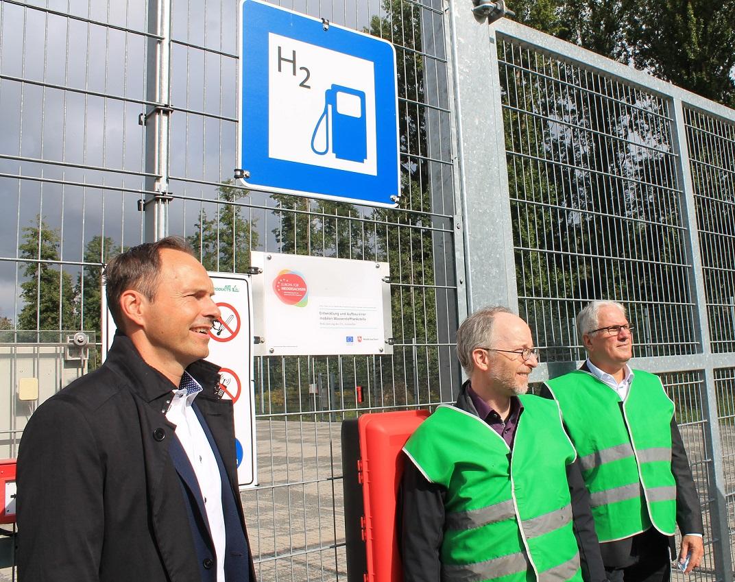 MdB' von Holtz und Gastel zu Besuch in Salzgitter